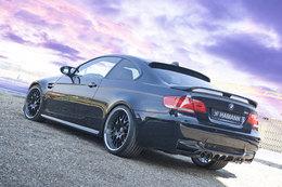 BMW M3 by Hamann : le noir ne lui va pas si bien !