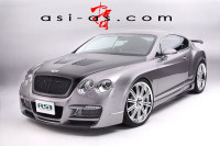 Bentley Continental Flying Spur, GT et GTC by ASI : GT2 & R8 Style !