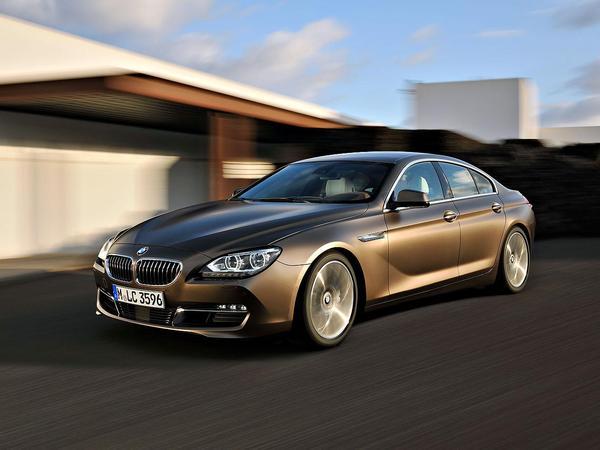 Nouvelle BMW Serie 6 Gran Coupe : mieux que le coupé ?