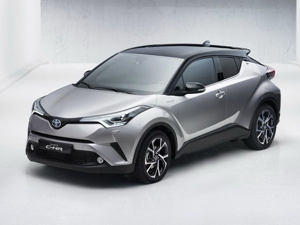 Toyota C-HR : une déclinaisonmusclée pour répondre au Nissan Juke Nismo ?