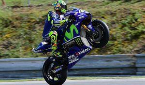MotoGP - République Tchèque J.2: Rossi et le clan des sept