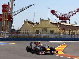 F1: Bientôt la fin du GP d'Europe à Valence ?