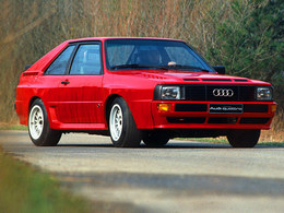 "(Minuit chicanes) L'Audi Sport Quattro ""est horrible"""