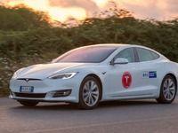 Une Tesla Model S parcourt plus de 1000km avec une recharge