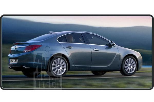 Future Opel Insignia : c'est elle !