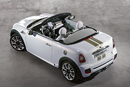Francfort 2009 : Mini Roadster Concept