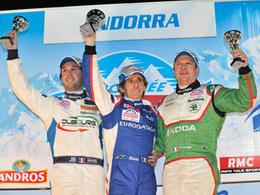 Trophée Andros/Andorre - Prost s'impose et recolle à la tête du classement