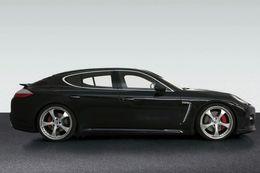 Francfort 2009 : la Porsche Panamera par Techart