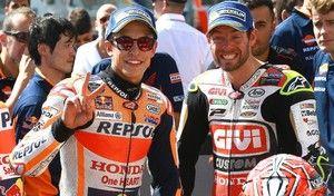 MotoGP - République Tchèque J.2: Márquez passe à 69