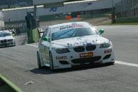 Audi, BMW, Jaguar: les autos du Superstars en action