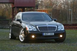 Maybach Brabus : le tuning ultime