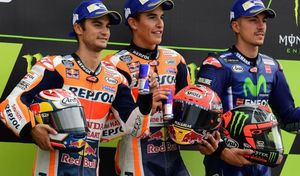 MotoGP - République Tchèque J.3: Márquez de la tête et des épaules