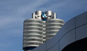 Lutte contre la pollution en Allemagne: BMW veut que les marques étrangères payent aussi
