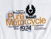 Tee-shirt made in Belstaff pour l'été 2009.