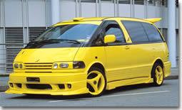 Le Toyota Prévia