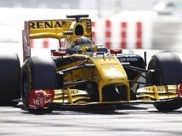 Objectif podium pour Renault F1