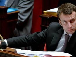 Salaire de Ghosn: Macron monte au créneau
