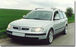 VW Passat break : toute en discrétion