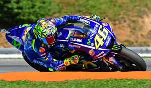 MotoGP - République Tchèque J.3: Rossi déçu mais poli