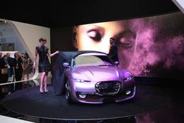 Direct Francfort : Citroën Revolte, l'anti 2CV