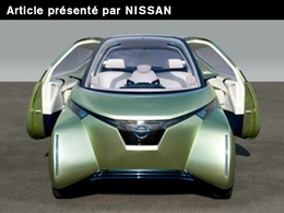 PIVO 3 : la citadine intelligente de demain [Rédigé par Nissan]