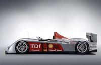 Audi R10: bientôt en biodiesel?