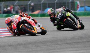 MotoGP - République Tchèque J.3: Márquez, à qui perd gagne