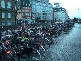 Utiliser le vélo comme les Danois serait un énorme bond en avant contre la pollution