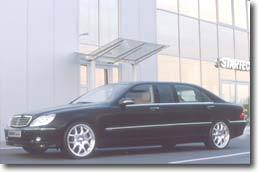 Tuning Brabus 6.7 V12 Business Sedan: une Mercedes S 600 extraordinaire
