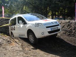 Mondial de Paris 2014 - Dangel dévoilera un prototype sur base Peugeot Partner