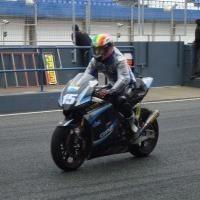 Moto 2 - Test Jerez D.1: De Angelis surnage