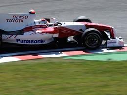 F1 - Toyota bientôt de retour avec Lexus