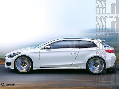Future Mercedes Classe A: la totale!
