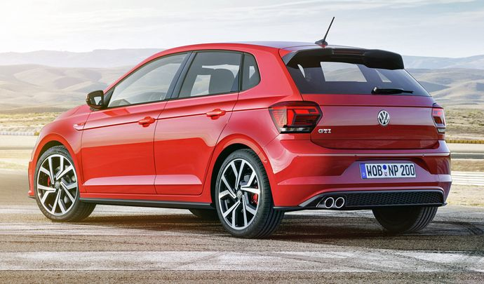 Volkswagen : la boîte manuelle débarque sur la Polo GTI