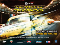 [Video] Race of Champions: démonstration de dragster