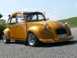 Citroën 2 CV 6 Club :   la pépite du chevron