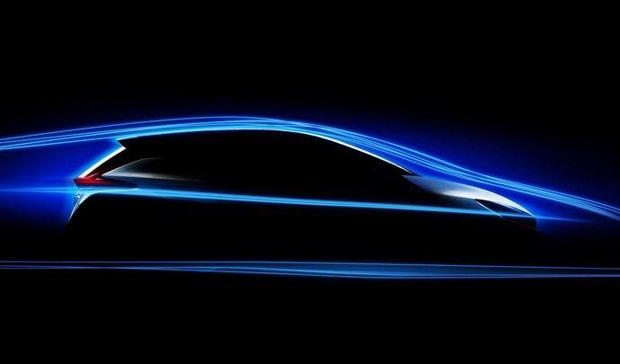 Nissan vantel'aérodynamique de la future Leaf
