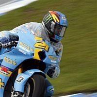 Moto GP: La troisième Suz: Il faudra faire preuve de patience.