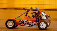 Record du monde de vitesse...indoor !