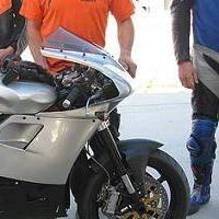 Photo Du jour: KTM RC4: Ca tourne !