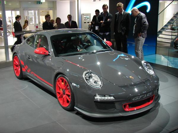En direct du stand Porsche : 911 Sport Classic,  GT3 RS et Turbo : pour tous les goûts ou presque