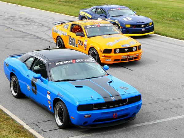 SRT prépare une riposte aux Mustang et Camaro Z/28