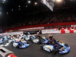 ERDF Masters Kart à Bercy: Bianchi et Vergne brillent
