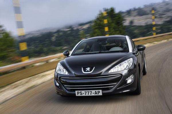 Direct Francfort 2009 : les prix allemands de la Peugeot RCZ