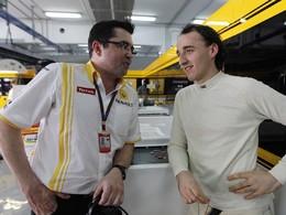 Eric Boullier doute que Kubica revienne chez Lotus Renault