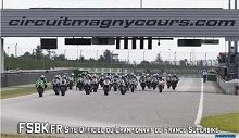 FSBK: Direction Magny Cours