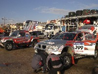 Trio Racing engagé sur le Rallye d'Europe Centrale