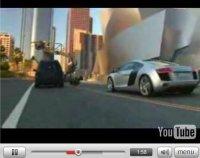 Making Of : le film Audi R8
