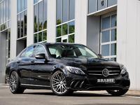 Brabus s'attaque aux Mercedes Classe C les plus sages