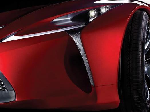 Détroit 2012 : un concept Lexus pour affirmer la nouvelle identité